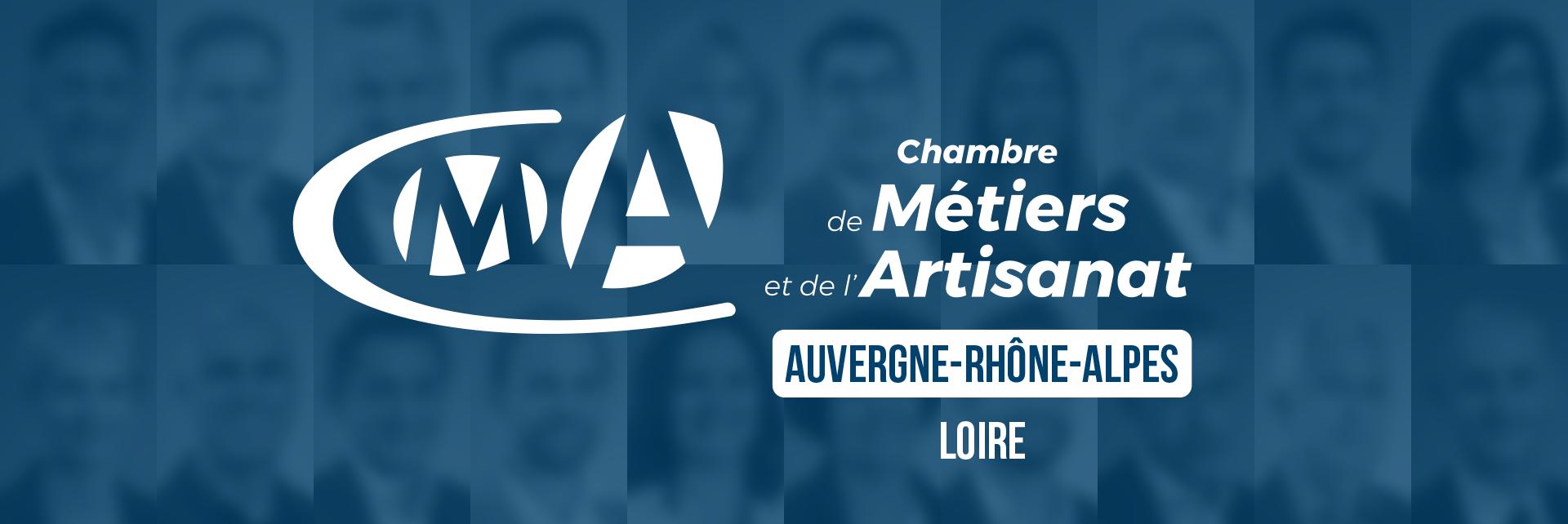 CMA loire CMA AUvergne-Rhône-Alpes - équipe de direction