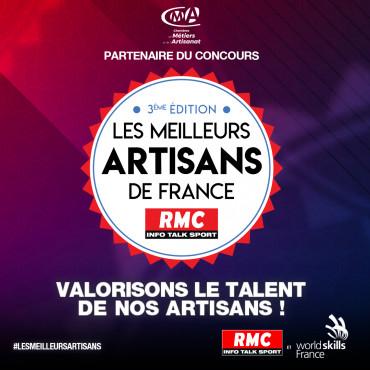 Meilleurs Artisans RMC 2021